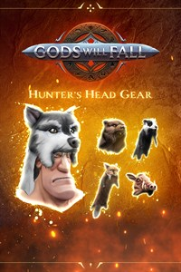 gods will fall hunters head gear image