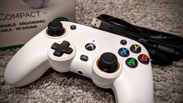 nacon pro compact controller 2
