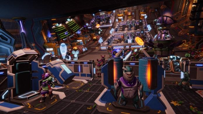 Spacebase Startopia Xbox Review