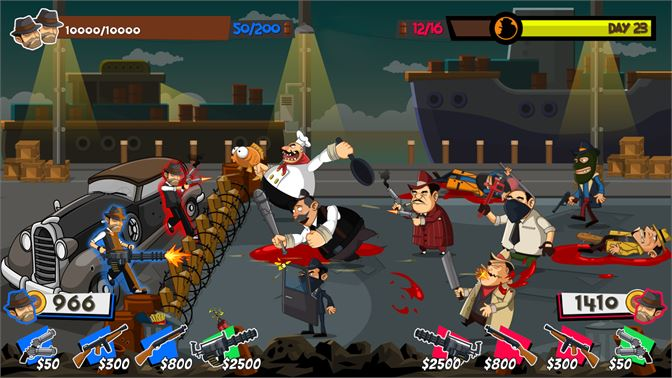 Gangsta Paradise Xbox