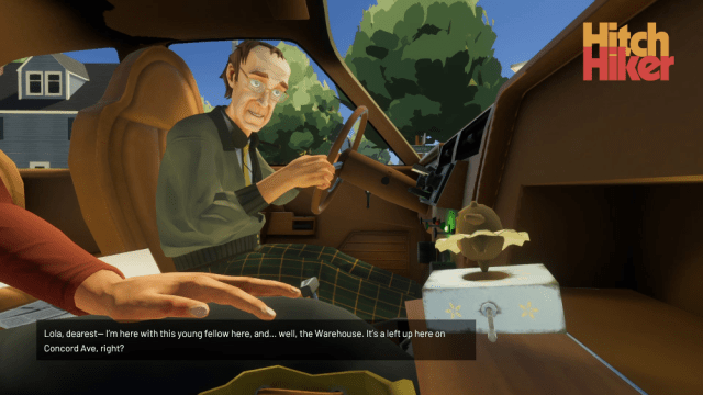 Hitchhiker Game Review