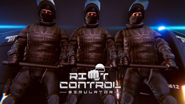 Riot Control Simulator xbox