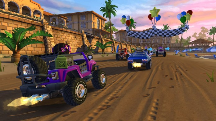 beach buggy racing 2 review 1
