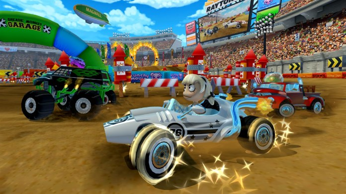 beach buggy racing 2 review 2