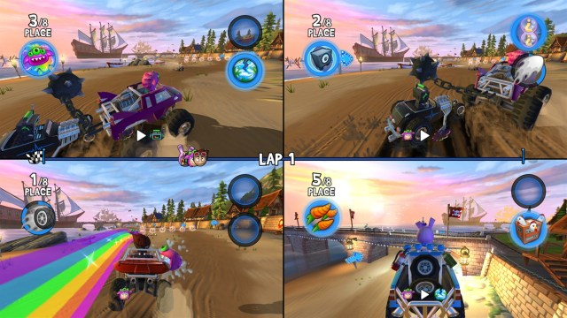 beach buggy racing 2 review 4