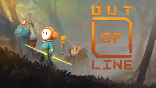 out of line keyart