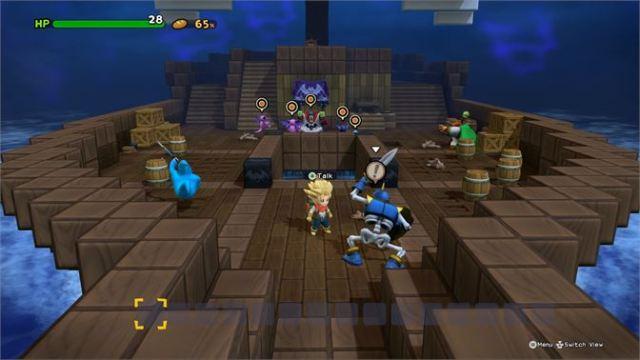Dragon Quest Builders 2 Xbox Review