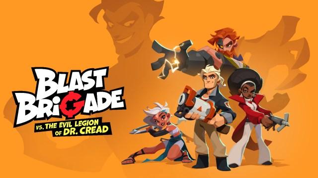 blast brigade keyart