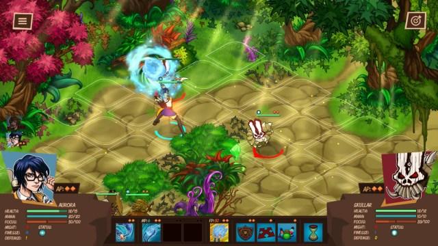 reverie knights tactics screen