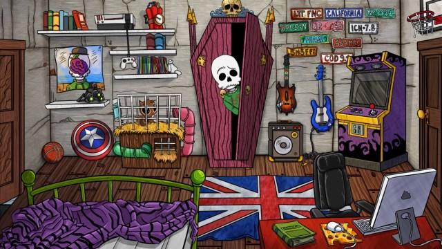 the wardrobe xbox