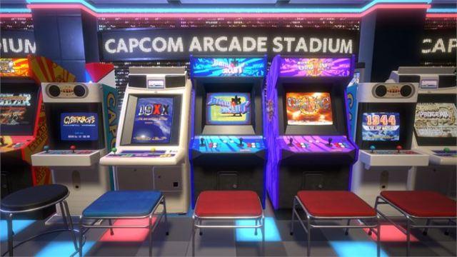 Capcom Arcade Stadium Xbox Review