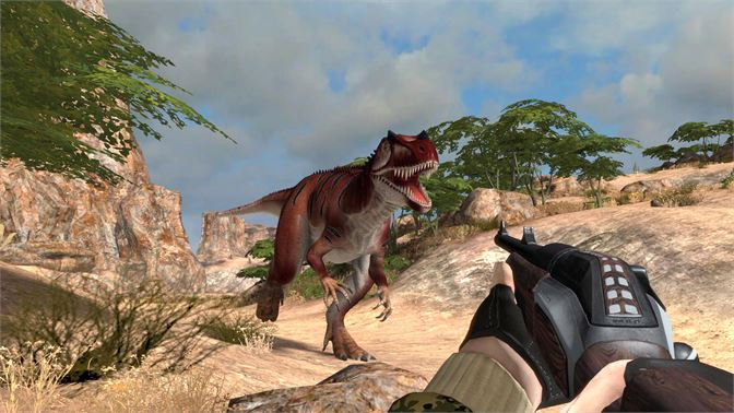 Carnivores: Dinosaur Hunt Xbox