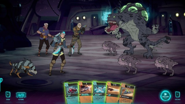 Griftlands Xbox Review