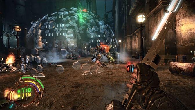 Hard Reset Redux Xbox