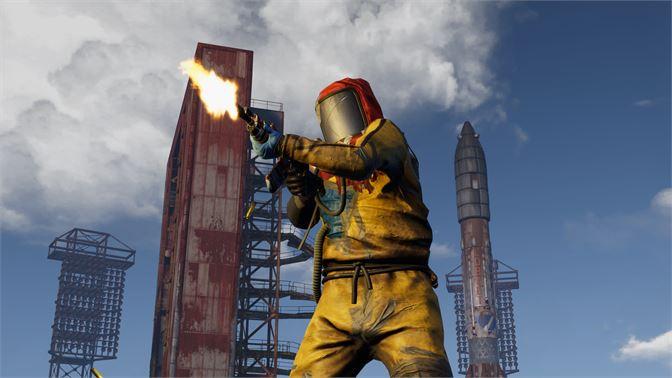 Rust Console Edition Xbox