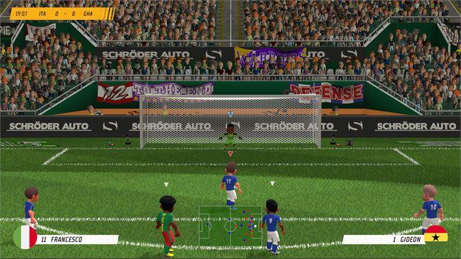 Super Soccer Blast: America vs Europe Xbox
