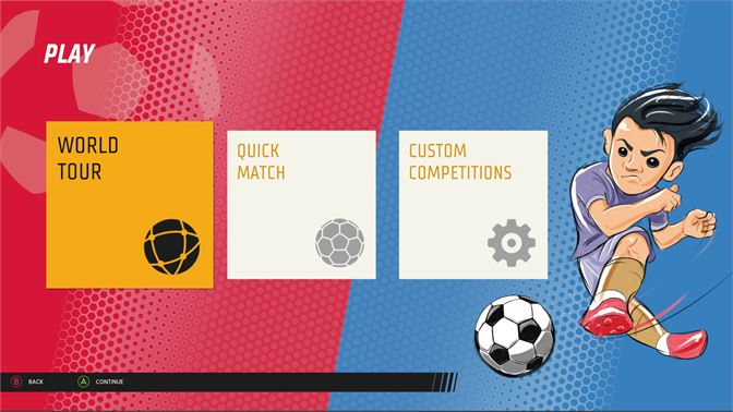 Super Soccer Blast: America vs Europe Xbox Review