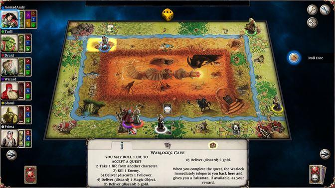 Talisman: Digital Edition Xbox Series X