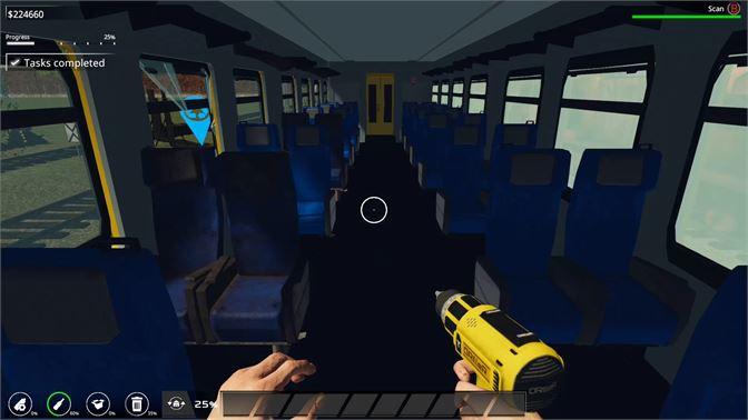 Train Station Renovation Xbox