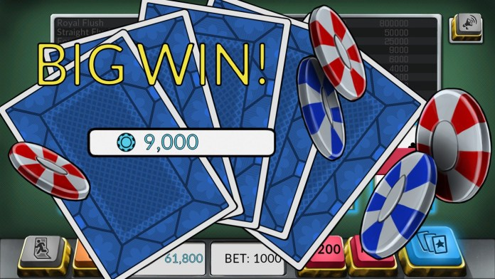 Four Kings: Video Poker Review