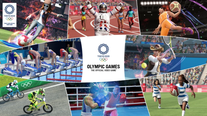 olympic games tokyo 2020 xbox header