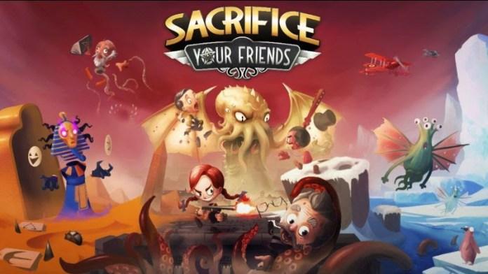 sacrifice your friends xbox