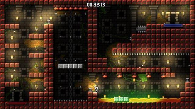 Castle of Pixel Skulls Review