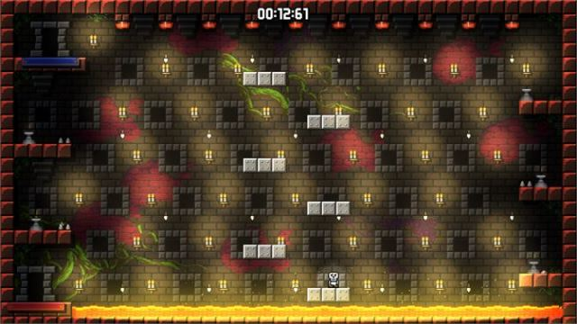 Castle of Pixel Skulls Xbox