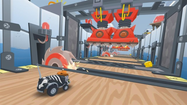 MouseBot: Escape from CatLab Review