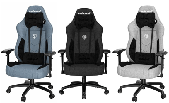 andaseat tcompact gaming chair