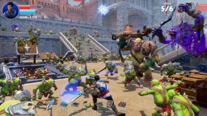 Orcs must die 3 xbox