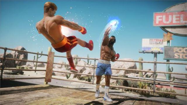 Big Rumble Boxing: Creed Champions Xbox