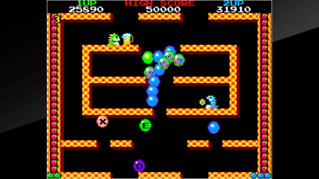Bubble Bobble 1986