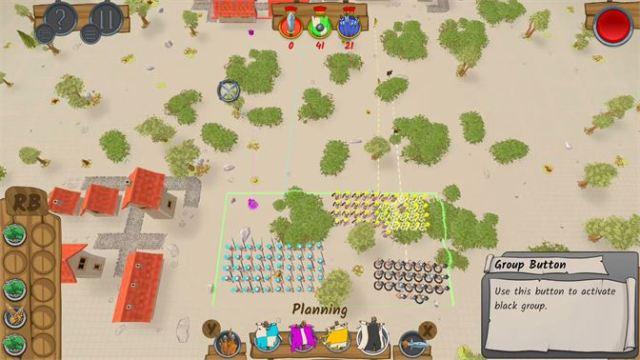 Gallic Wars: Battle Simulator Review