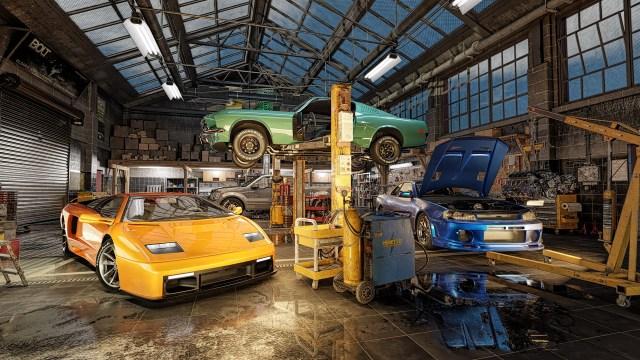 car mechanic simulator 2021 xbox