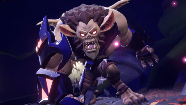 dungeon defenders lycan king
