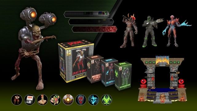 Doom Eternal Series 4 Cosmetic Pack
