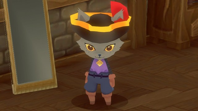 Kitaria Fables Pirate Hat