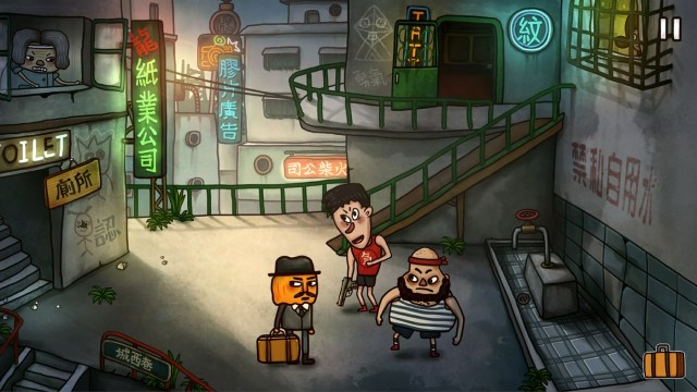 mr pumpkin 2 kowloon walled city review 1