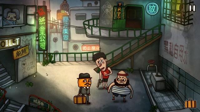 mr pumpkin 2 kowloon walled city xbox