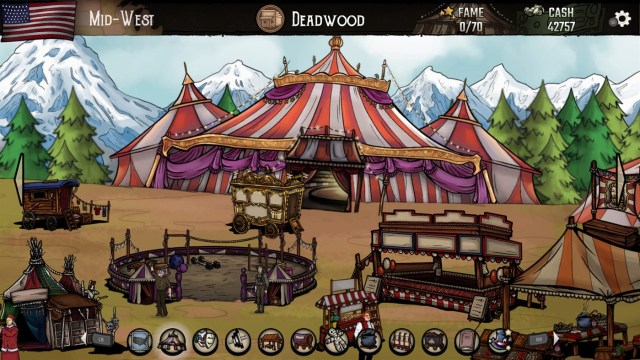 the amazing american circus review 1
