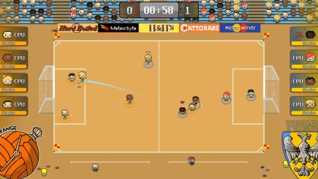 world soccer strikers 91 review 1