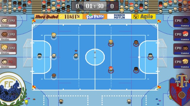 world soccer strikers 91 review 2