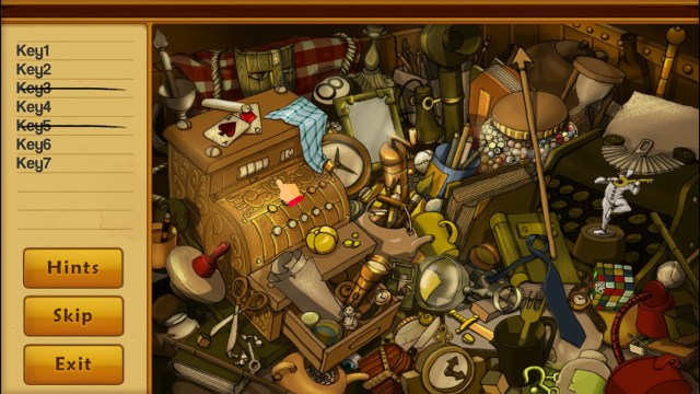 May's Mysteries: The Secret of Dragonville hidden object