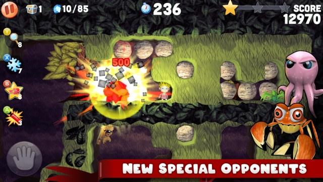 boulder dash deluxe review 1