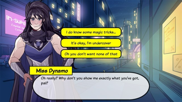 henchman story review 2