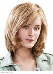 medium layered hairstyles ideas