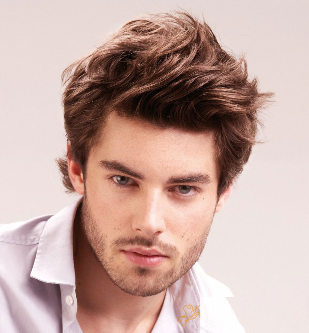 20 Best Hairstyles For Men of 2015  The Xerxes