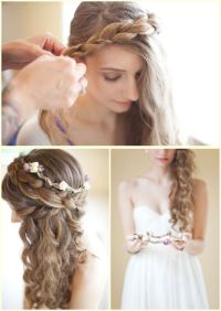 Random Photos Long Wedding Hairstyles Hairstyles For Long