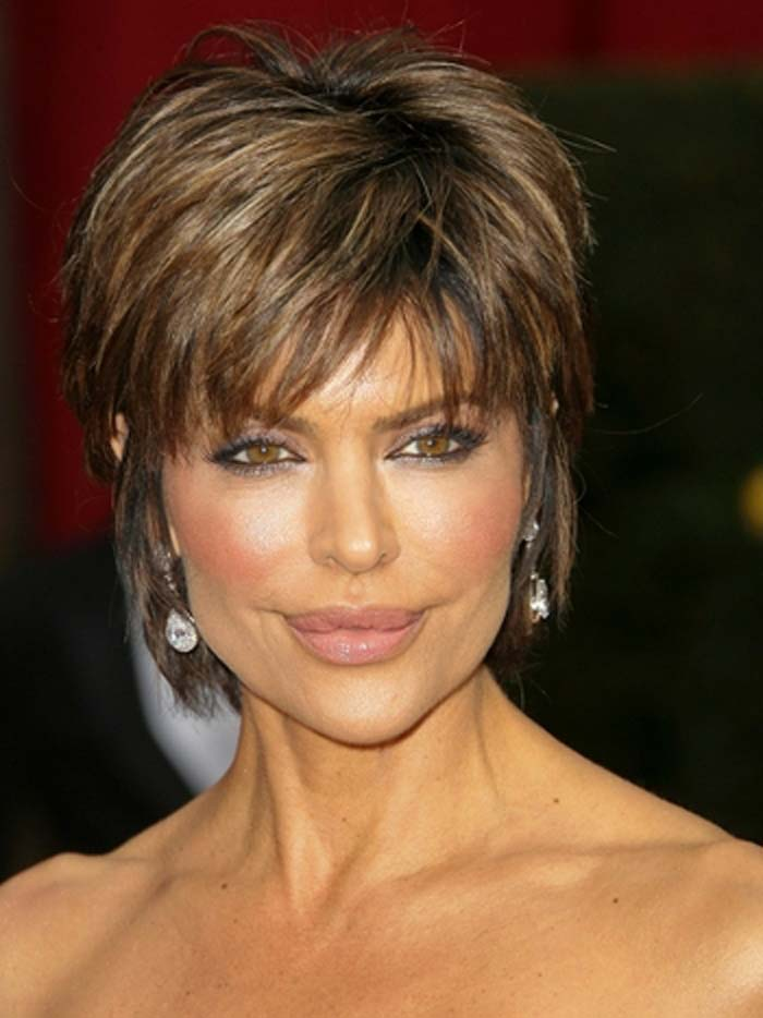 Short Hairstyles For Older Women  The Xerxes